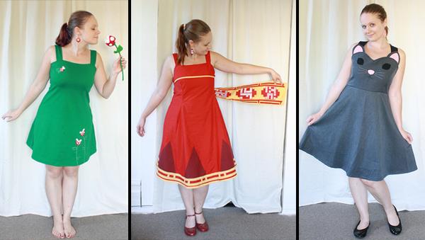 PAX-dresses